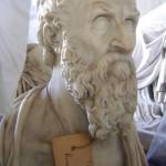 Rinaldo Rinaldi (Padova 1793 - Roma 1873), Busto di Tiziano Vecellio